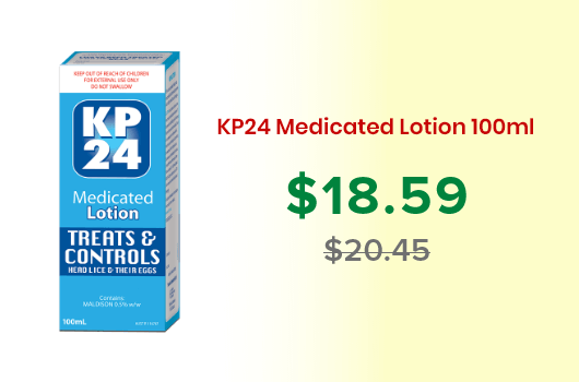 KP24 Medicated Lotion