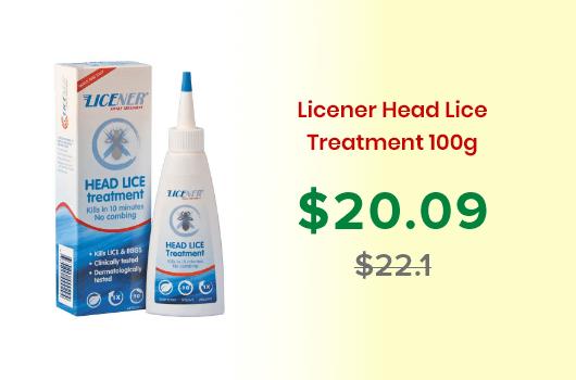 Licener Head Lice Treatment-