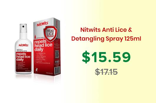 Nitwits Anti Lice