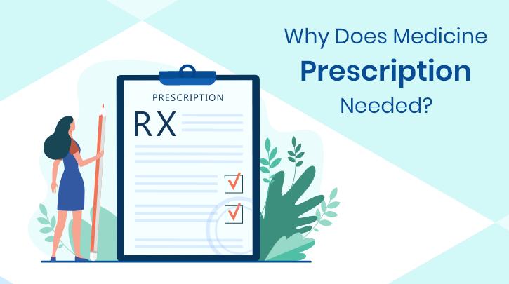 Why Medicine Prescription Needed